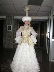 Прокат казахских национальных костюмов на прокат Дешево