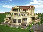 Дизайн фасада,  концепция