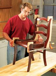 Ремонт мебели. Работа любой сложности.
