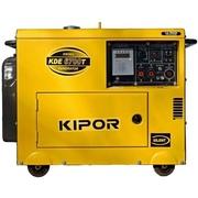 продам дизельный генератор KIPOR KDE6700T