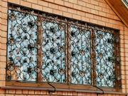 Решетки на окна ,  балконы