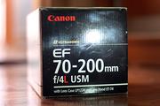 продам объектив Canon EF 70-200mm 1:4 L