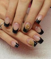 дизайнерское наращивание ногтей