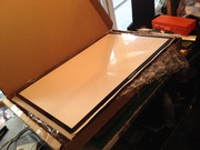Apple A1297 Glass новое защитное стекло для MacBook Pro 17