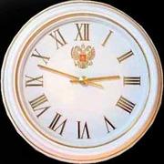 Эксклюзивные офисные часы в Алматы