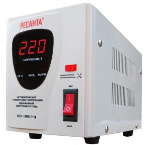 Автоматический стабилизатор напряжения АСН 500 1-Ц