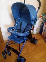 Новая коляска-трость Prego 114A