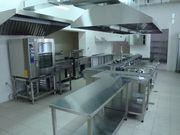 Оборудование для ресторанов и кафе Б/У