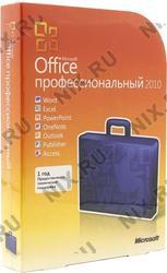 Office 2010 Pro (32-64 bit) eng/rus,  box