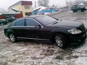 Прокат авто Mercedes W221