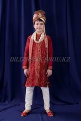 Детские индийские костюмы сари на прокат в Алматы
