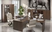 Мебель для офиса. Офисная мебель. Кабинет для руководителя. Кресла.