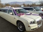 Лимузины,  свадебный кортеж,  крайслер 300с