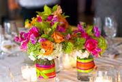 оформление праздников воздушными шарами и цветами