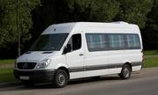 Развозка в Алматы по доступной цене микроавтобусы и автобус в Алматы