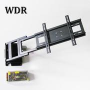 Моторизированные настенные поворотные крепления INSLA для ТВ