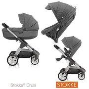 2014 Stokke Crusi 3 в 1 полный пакет