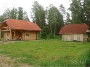 Дом в Латвии,  у моря