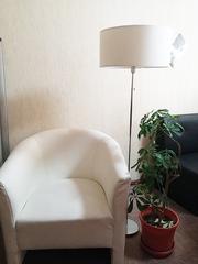 Белые торшеры (Швеция)