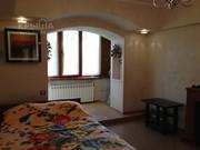1-комнатная квартира посуточно,   Абая — Фурманова