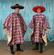 Мексиканские национальные костюмы на прокат в Алматы