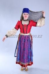 Турецкие национальные костюмы на прокат в Алматы