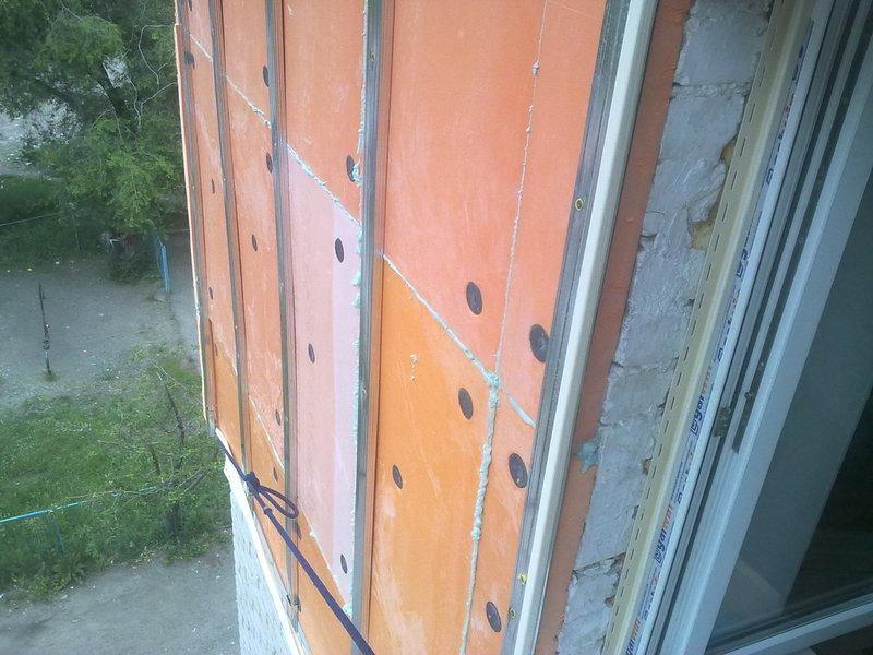 Утепление стен, алматы, утепление балкона., алматы, цена уте.