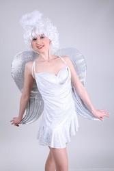 Карнавальный костюм Ангела в мини на прокат в Алматы