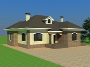 Архитектор - 3Д картинки и чертежи для строителей