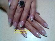 Наращивание ногтей Алматы