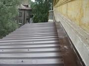 Ремонт крыш балконного козырька жителям верхних этажей алматы,  Алматы!