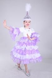Коллекция детских национальных казахских костюмов
