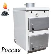 Котел Гефест КС-ТГ-12, 5 газ-уголь с открытой камерой сгорания