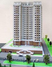 Архитектурное проектирование многоквартирных домов
