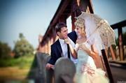 Скидки на свадебную фото-видеосъемку до 50%