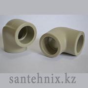 Отводы полипропиленовые (пластик) Dizayn (Турция) dn 32
