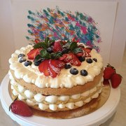 Выпечка тортов,  пирожных и имбирных пряников на заказ в Алматы