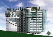Проектирование многоквартирных зданий и сооружений