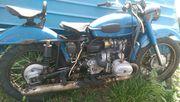 Мотоциклы Урал с колясками