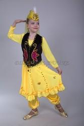 Детские уйгурские национальные костюмы на прокат в Алматы