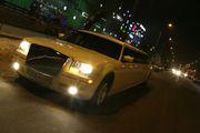 Прокат лимузина CHRYSLER300C (крайслер 300с)+машины сопровождения