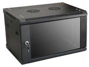 Шкаф настенный 9U,  600*600*500