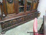 Реставрация мебели. Полная перекраска окрашиваемых поверхностей;