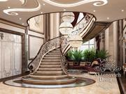 Дизайн интерьера Алматы ар деко