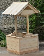 Столярный цех садовой мебели