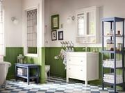 Мебель и аксессуары Икеа для ванной