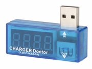 USB детектор напряжения и тока