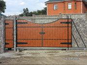 Ворота,  решетки,  навесы и т.д.