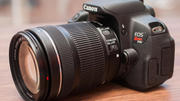 Продам фотоаппарат EOS Rebel T4i(650d)   CANON EF-S 18-135 mm f/3.5-5.