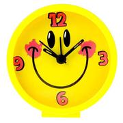 Часы будильник Смайлик 46318
